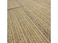 *SALE* Milliken Beige Carpet Tiles. 20P PER TILE!