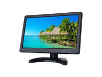 19 INCH LCD Monitor/ SCREEN. Excellent Condition. for PC, CCTV sytem BARGAIN