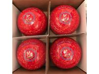Drakes Pride Professional Bowls Size 4H Dated 2022