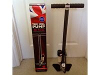 Air Rifle high pressure stirrup pump with dry pack
