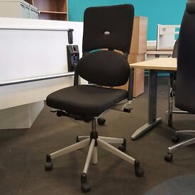 Steelcase Ergonomic Operator Chair 20 Available