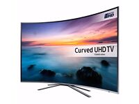 Samsung UE55KU6500 Curved UHD Crystal Colour HDR TV - RRP £849