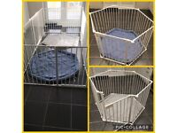 Extra large baby dan play pen - or 2 x smaller play pens