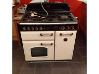 LEISURE 5 RING GAS COOKER - SPARES OR REPAIR