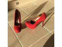 Beautiful party shoes