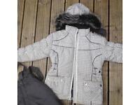 North peak Snow Suit - Age 7-8