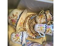 Caulfield China tea set