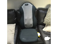 HoMedics Max Shiatsu Massaging Chair