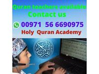 Computer and Holy Quran online classes