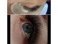 classical, volume eyelashes