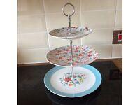 Cath kidston cake stand