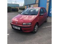 Fiat punto 1.2 2003 MOT 12/18 75,000 ideal 1st car