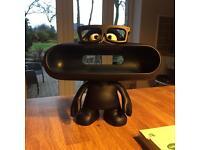 Tablet Bluetooth Beats Pills Dude Wireless Speaker Holder Stand Blue * 20