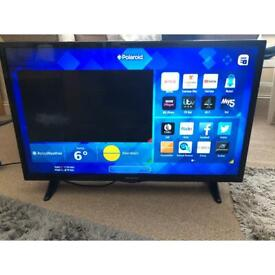 """32"""" smart full HD TV new condition"""