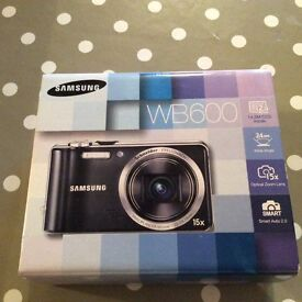 Samsung WB600 Digital camera