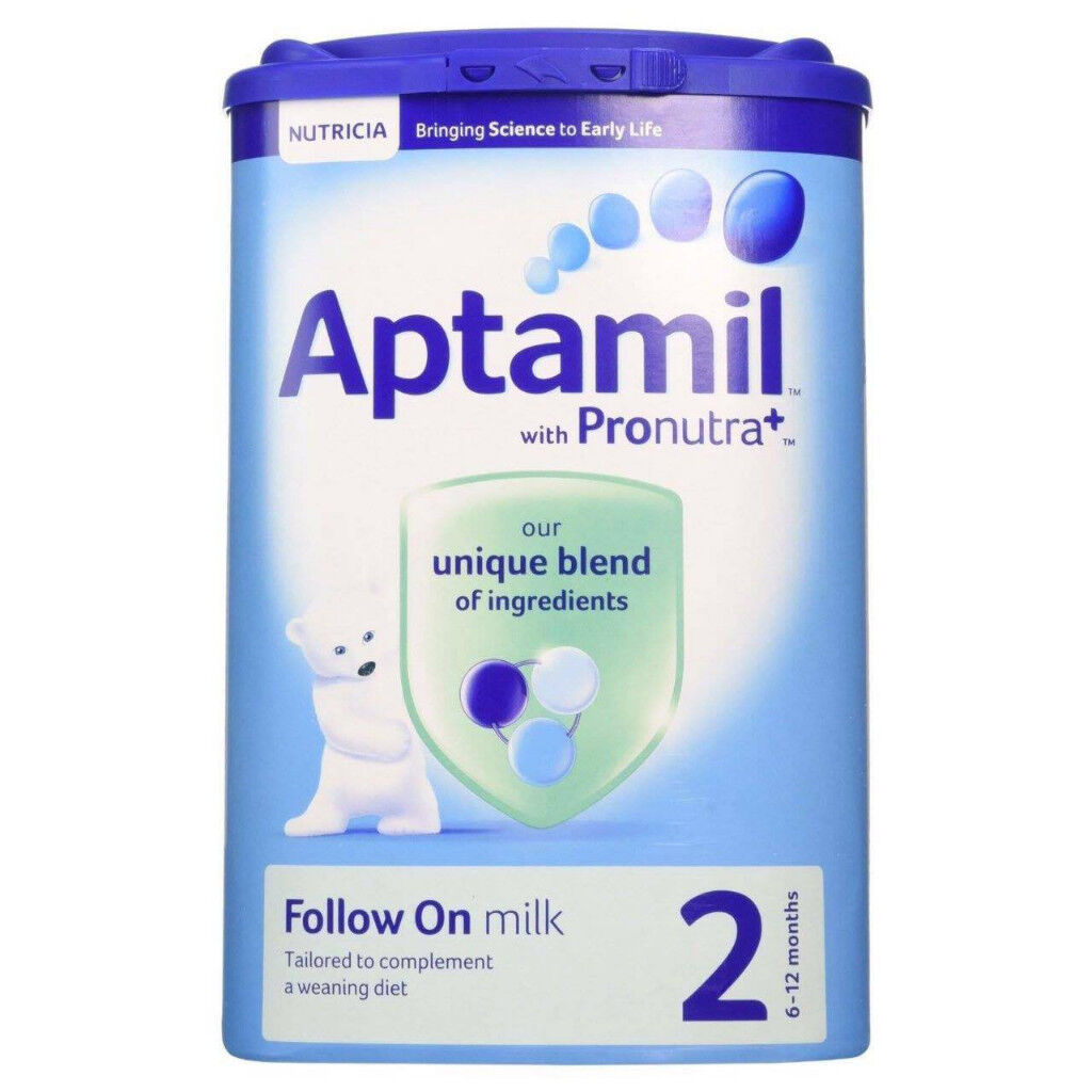 Aptamil Baby Milk (All stages)