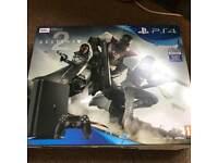 Ps4 slim New & Sealed Destiny 2 edition