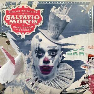 Saltatio-Mortis-Zirkus-Zeitgeist-Ohne-Strom-Und-Stecker-Ltd-Dlx-CD