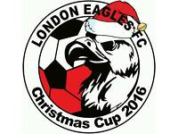 London eagles FC Christmas Cup 2016