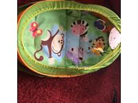 Chicco travel play mat