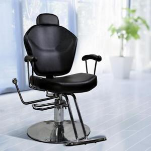 Hydraulic Barber Chair Reclining Hair Beauty Salon Equipment - BRAND NEW - FREE SHIPPING