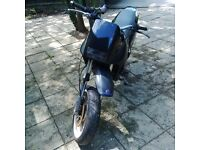 Gilera 600 Nord West 1992 - needs recommissioning & muffler