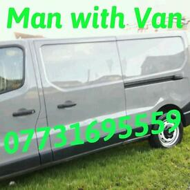 Man Van Deliveries