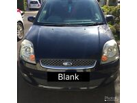 Ford Fiesta zetec climate 1.25 only 2 owners (family members)