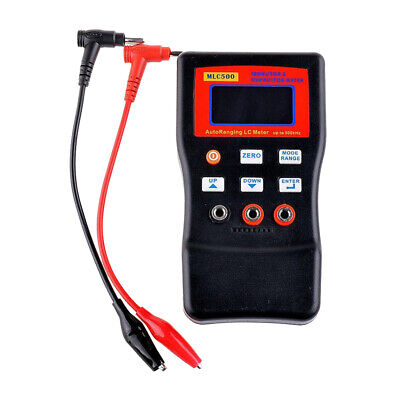 Pro Auto Ranging Lc Meter Inductance Capacitance Tester 1 Accuracy 5 Digits