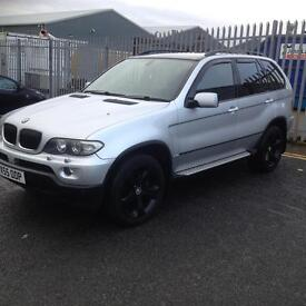 BMW X5 very clean example