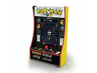 Bargain!!! Arcade 1 Up PacMan Partycade 16.7 LCD Game Machine, 4 Games including