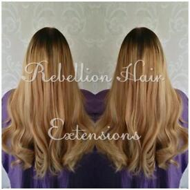 HAIR EXTENSIONS FOR ALL TYPES INCLUDING AFRO CARIBBEAN