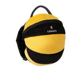 Little life Bumblebee backpack with reins
