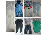 Baby boys designer clothes 0-6month