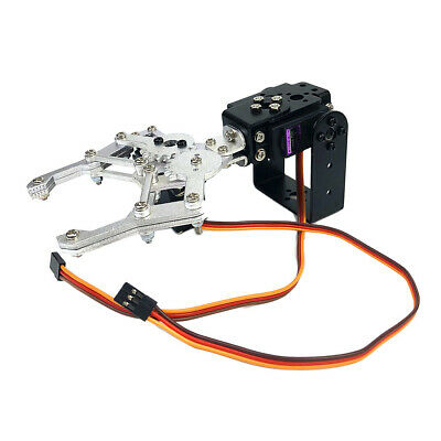 Mechanical Manipulator 2-dof Robot Arm Clamp Claw For  Learning Kits