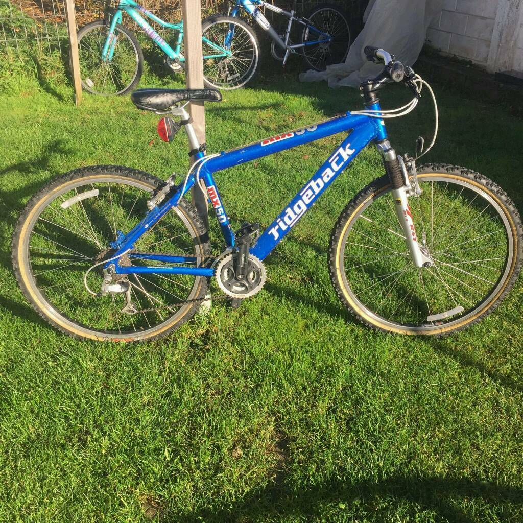 Ridgeback MX50 Mountain Bike