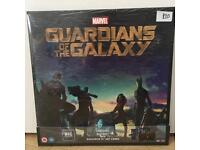 Marvel Guardians of the Galaxy Big Sleeve Edition