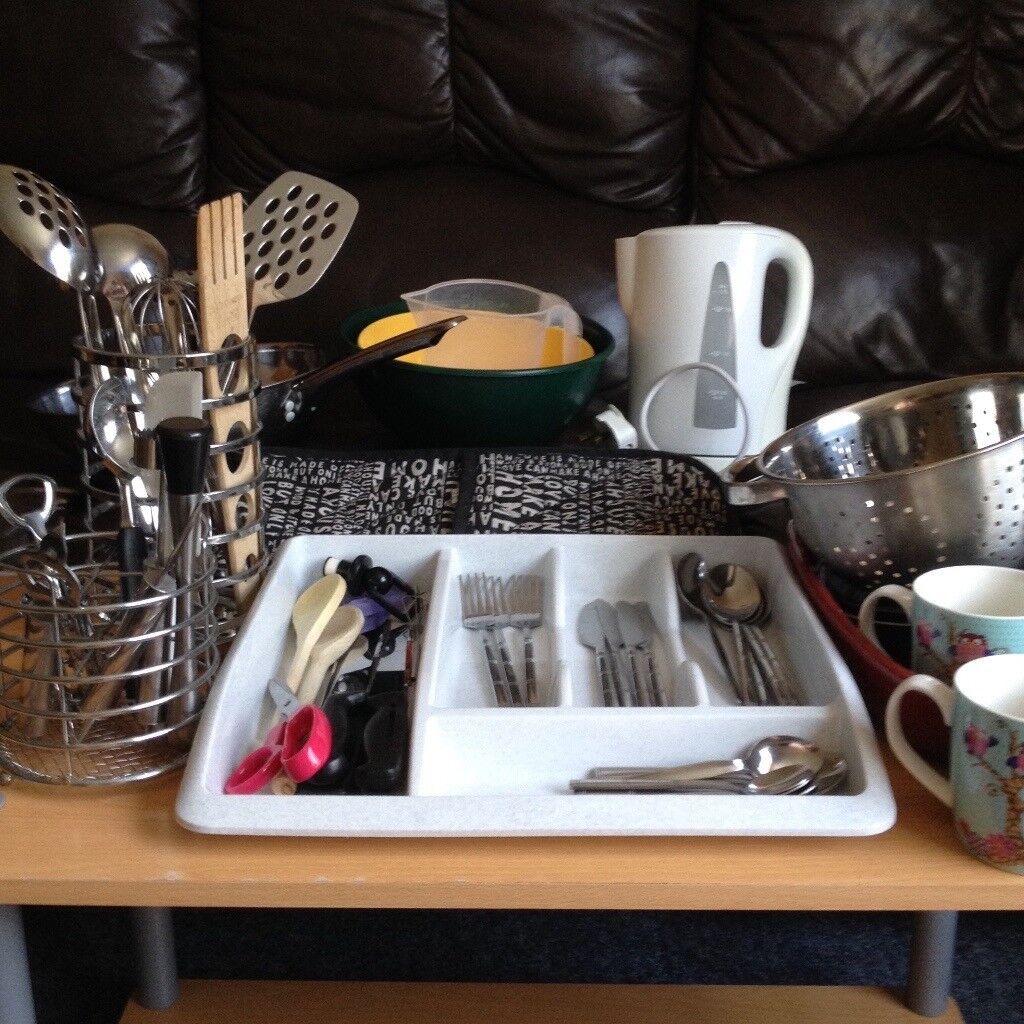 Kitchen Items Bundle