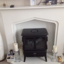 Brand new optimist fire and new fireplace