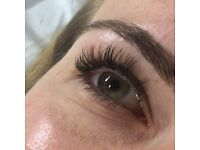 Classic individual mink eye lash extensions in Kensington and Chelsea