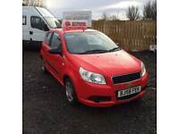 2008 58 CHEVROLET AVEO 1.2 FULL MOT OPTIONAL WARRANTY VERY WELL PRESENTED LITTLE CAR £895
