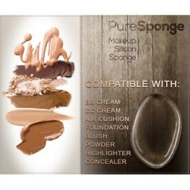 Silicone Makeup Sponge