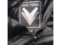 Frank Thomas motorcycle trousers 32w
