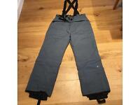 Quiksilver and kkrakatau Snowboard pants bundle