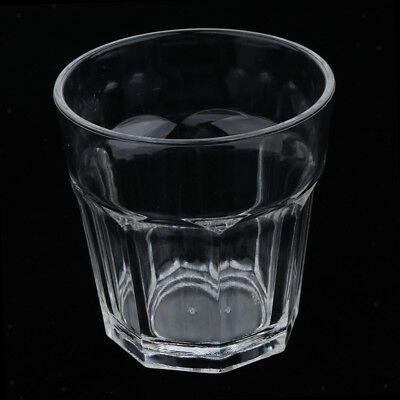 Becher Glas für Getränke Kaffee / Tee / Bier / Milch / (Klaren Acryl-becher)