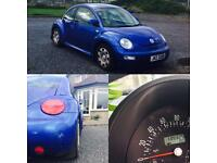 2003 VW Beetle 2.0 petrol