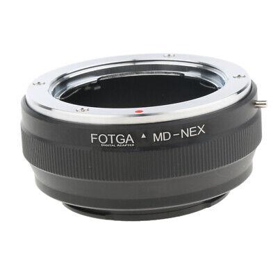 Für Minolta MD MC Mount Objektiv mit Sony NEX E Mount Adapter NEX 7 NEX 5 gebraucht kaufen  Versand nach Germany