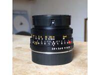 Leica Elmarit R 28mm F2.8 E48 3-Cam Wide Angle Prime Lens