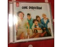 One direction 'up all night' CD