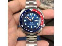 Seiko SRPA21 200m Divers Watch PADI Edition